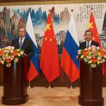 Ministrul rus de Externe, Serghei Lavrov, întâlnire la Beijing cu omologul chinez, Wang Yi: Rusia și China vor să împiedice tentativa SUA de a sabota acordul nuclear cu Iranul