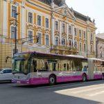 Emil Boc: Municipiul Cluj-Napoca va cumpăra cu fonduri europene mijloace de transport în comun nepoluante în valoare de 100 de milioane de euro