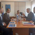 Eurodeputatul Cristian Bușoi (PNL, PPE), întâlnire cu comisarul european pentru sănătate: De pe agenda României nu trebuie să lipsească lupta împotriva infecțiilor intraspitalicești
