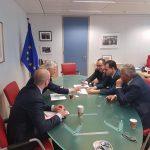 Europarlamentarul Cristian Bușoi (PNL, PPE), întrevederi cu negociatorul-șef al UE, Michel Barnier și comisarul european pentru buget, Gunther H. Oettinger