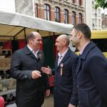 Eurodeputatul Răzvan Popa (PSD, S&D), l-a invitat pe primarul Bruxelles-ului în Brașov