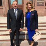 Eurodeputatul Ramona Mănescu (PPE), membru al delegației Comitetului de Cooperare Parlamentare UE-Azerbaijan, întrevedere cu oficialii azeri