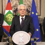 """Blocaj politic într-o țară fondatoare UE. Președintele Italiei refuză numirea unui ministru al Economiei care consideră moneda euro drept o """"închisoare germană"""". Reacții furioase ale liderilor coaliției anti-sistem"""