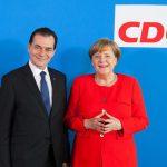 Președintele PNL, Ludovic Orban, întrevedere cu cancelarul Germaniei, Angela Merkel: Partidul Naţional Liberaleste și rămâne cel mai important partid de pe scena politică românească, atașat valorilor europene