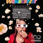 Festivalul Internațional al Filmului pentru Copii și Tineret WonderFest începe luni, 7 mai