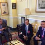 Preşedintele Academiei Române, vizită în SUA pentru dezvoltarea cooperării instituţionale cu o serie de instituţii de referinţă