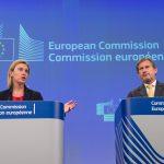 Federica Mogherini și Johannes Hahn, mesaj comun pentru R. Moldova: UE așteaptă ca voința alegătorilor să fie respectată