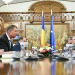 Klaus Iohannis după întâlnirea cu membrii Comisiei de la Veneția: Așteptăm o opinie consolidată care să fie luată în considerare de Parlament pentru a armoniza legislația națională cu cea europeană