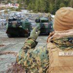 Rusia transmite Norvegiei că planul de a mări prezenţa marinei americane subminează încrederea dintre Moscova şi Oslo şi nu va rămâne fără consecinţe