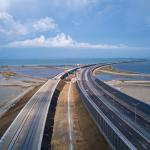 Moscova reacționează după sancțiunile UE pentru șase entități implicate în construirea podului Kerch care leagă Crimeea de Rusia: Alegerea liberă făcută de persoanele din Crimeea bântuie Uniunea Europeană
