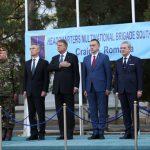 Mizele României la summitul NATO. Președintele Klaus Iohannis conduce delegația din care mai fac parte miniștrii Teodor Meleșcanu și Mihai Fifor și șeful Statului Major al Apărării