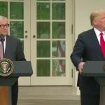 VIDEO Jean-Claude Juncker oprește războiul comercial cu SUA și îl convinge pe Donald Trump să renunțe la tarifele impuse produselor europene