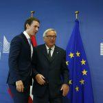 Cine este Sebastian Kurz, cel mai tânăr lider din UE care preia astăzi președinția Consiliului UE și care va preda României ștafeta la 1 ianuarie 2019