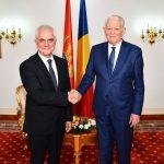"""Ministrul Teodor Meleșcanu: România apreciază conduita Muntenegrului în calitate de membru al NATO și susține aderarea """"cât mai curând posibil"""" la UE"""