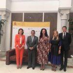 Ministrul pentru Românii de Pretutindeni, Natalia-Elena Intotero, întâlnire cu asociațiile românești din Andaluzia în cadrul căreia a discutat despre oportunitățile de finanțare