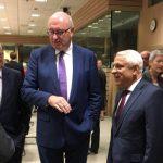 Ministrul Agriculturii a solicitat la Bruxelles sprijin financiar pentru fermierii români afectați de virusul pestei porcine africane