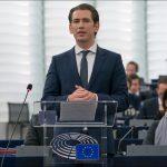 Cancelarul austriac, Sebastian Kurz, îi acuză pe unii migranți că importă un nou tip de antisemitism în Europa