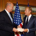 După un an și jumătate, SUA au un nou ambasador la UE. Cine este magnatul hotelier cu rădăcini germane trimis de Donald Trump să gestioneze relația cu Europa