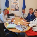 Eurodeputatul Marian-Jean Marinescu (PNL, PPE), discuții despre programul spațial european cu reprezentanții Galileo GNSS, sistemul de navigație prin satelit al UE