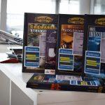 TAROM oferă noi orizonturi grafice imaginației pasagerilor de la Aeroportul Internațional Sibiu