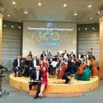 Eveniment pentru marcarea Zilei Mondiale a Turismului, organizat la inițiativa Claudiei Țapardel (PSD, S&D) pentru al treilea an consecutiv. Orchestra Simfonică București, recital în premieră la PE de la Bruxelles