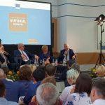 Europarlamentarul Daniel Buda (PNL, PPE) la dialogul cu cetățenii din Cluj-Napoca: UE înseamnă, în primul rând, pace și stabilitate