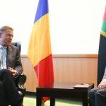 Președintele Klaus Iohannis s-a întâlnit, la New York, cu Regele Iordaniei. Șeful statului l-a invitat pe Regele Abdullah al II-lea în România anul viitor
