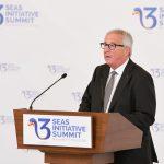 Jean-Claude Juncker, la summitul Iniţiativei celor Trei Mări de la Bucureşti: Respectarea statului de drept este esenţială. Investiţiile nu au sens dacă lipseşte respectul faţă de statul de drept
