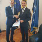 Eurodeputatul PNL Siegfried Mureșan, purtător de cuvânt al PPE, și-a depus candidatura pentru un nou mandat de membru în Parlamentul European