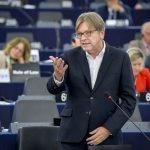 Alegeri europene 2019. Guy Verhofstadt, liderul ALDE din PE, cere Comisiei Europene numirea unui anchetator special care să investigheze campaniile de dezinformare