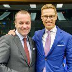 Alexander Stubb versus Manfred Weber. Cine sunt liderii PPE care au intrat în cursa pentru ocuparea funcției lui Jean-Claude Juncker