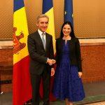 Viceprim-ministrul Ana Birchall: România susține obiectivul strategic al Republicii Moldova privind integrarea europeană