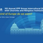 """""""What kind of Europe do we want?"""" EPP Group discusses role of religion in debates on future of Europe"""