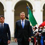 Klaus Iohannis a discutat, la Roma, cu premierul Giuseppe Conte despre prioritățile României la președinția Consiliului UE: Viitorul Europei, temă principală