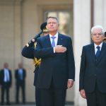 Klaus Iohannis, după întâlnirea cu președintele Italiei: Multilateralismul nu trebuie abandonat, iar UE trebuie să joace un rol mai important. Viitorul Europei, parte esențială a Președinției României la Consiliul UE