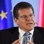 Maros Sefcovic, vicepreşedinte al Comisiei Europene, avertizează statele din Europa de Est: Dacă doriţi bani europeni, trebuie să aveți Justiție independentă