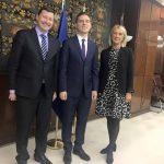 Secretarul general al Comisiei Europene, Martin Selmayr, prezent la reuniunea guvernului pentru pregătirea președinției României la Consiliul UE