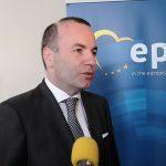 Corespondență  Interviu cu Manfred Weber, liderul grupului PPE: Naționalismul este o amenințare; alegerile din 2019 reprezintă o oportunitate de a întări parteneriatul între statele UE