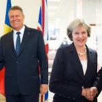 De la Paris la Londra: Klaus Iohannis, vizită în premieră în Marea Britanie. Președintele se întâlnește astăzi cu premierul Theresa May și participă la aniversarea Prințului Charles