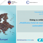 European Committee of the Regions, Arad City Hall and Calea Europeană organise a local dialogue on labour force mobility and sustainable development