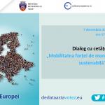 Comitetul European al Regiunilor, Primăria Municipiului Arad și Calea Europeană organizează un dialog local dedicat mobilității forței de muncă și dezvoltării sustenabile (LIVE, 7 decembrie, ora 17:00)
