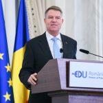 """Klaus Iohannis: """"România Educată nu este programul meu electoral, este România noastră, a tuturor, pentru generaţiile care vor veni"""""""