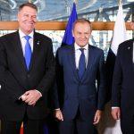 Klaus Iohannis, discuții la Bruxelles cu președintele Consiliului European și cu premierul Finlandei despre Summitul de la Sibiu și Agenda Strategică UE 2019-2024
