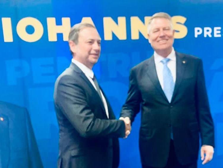 Eurodeputatul Dan Motreanu (PNL, PPE): Cel mai important câștig al  mandatului Președintelui Iohannis este că România și-a păstrat cursul  pro-european și democratic - caleaeuropeana.ro