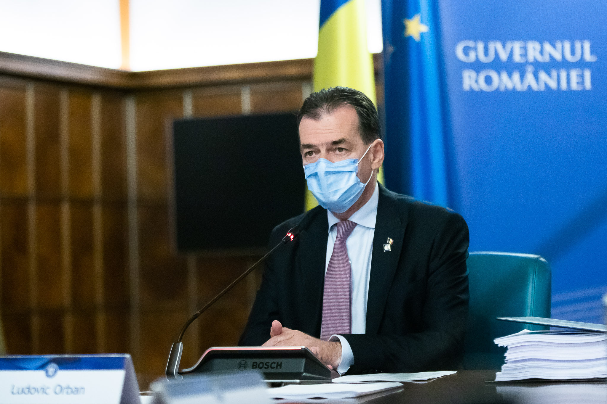 Premierul Ludovic Orban: România va beneficia de fonduri europene de peste  patru miliarde de euro pentru investiții în sănătate - caleaeuropeana.ro